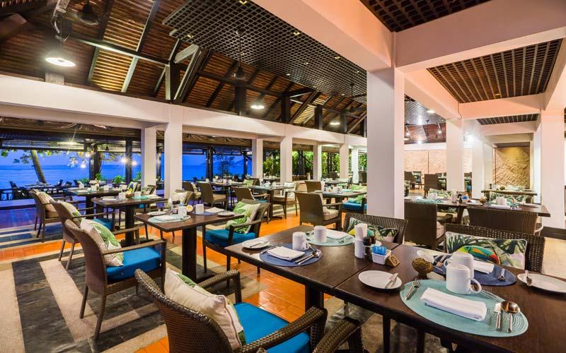 chom talay restaurant
